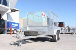 8x5 Heavy duty High side Trailer Coopers Plains Brisbane South West Preview