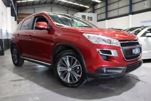 2013 Peugeot 4008 Active 2WD 2.0i [MY13] Alphington Darebin Area Preview