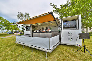 Event Cube, Food Truck/Stage/Mobile Kitchen/Bar for sale