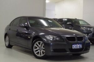 2008 BMW 320D E90 MY08 Executive Steptronic Grey 6 Speed Sports Automatic Sedan Myaree Melville Area Preview