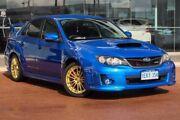 2013 Subaru Impreza G3 MY14 WRX AWD RS40 Blue 5 Speed Manual Sedan Osborne Park Stirling Area Preview
