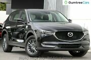 2017 Mazda CX-5 KF2W7A Maxx SKYACTIV-Drive FWD Sport Jet Black 6 Speed Sports Automatic Wagon West Hindmarsh Charles Sturt Area Preview