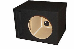 12 INCH - SINGLE PORTED SUBWOOFER BOX