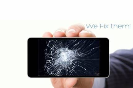 Broken / Cracked iPhone and Samsung Repair--- Pick up available