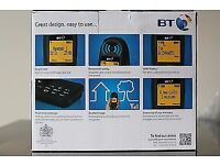 BT 3920 TRIO digital cordless phones with answer machine - NEW IN BOX