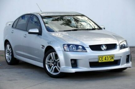 2009 Holden Commodore VE MY09.5 SV6 Silver 5 Speed Sports Automatic Sedan