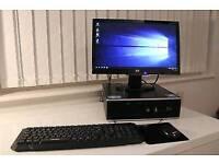 Hp Slim windows 10 PC