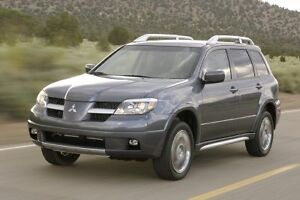 2006 Mitsubishi Outlander Limited AWD