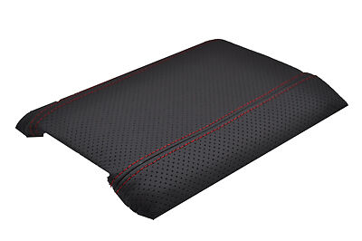FITS HONDA S2000 2004+ ARMREST LID COVER ONLY red stitch