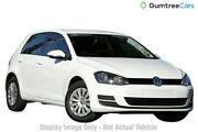2013 Volkswagen Golf VII 90TSI DSG White 7 Speed Sports Automatic Dual Clutch Hatchback Burnie Area Preview