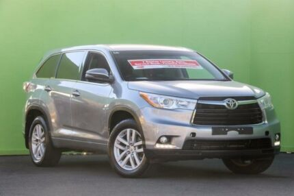 2015 Toyota Kluger GSU55R GX AWD Silver Sky 6 Speed Sports Automatic Wagon Ringwood East Maroondah Area Preview