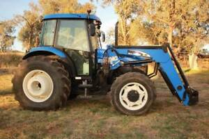 2005 New Holland TD95D Tractor Piallamore Tamworth Surrounds Preview