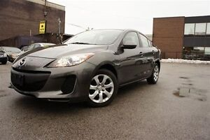 2013 Mazda Mazda3 GX ACCIDENT FREE POWER GROUP AUTOMATIC