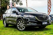 2013 Mazda CX-9 TB10A5 MY14 Luxury Activematic Black 6 Speed Sports Automatic Wagon Wangara Wanneroo Area Preview