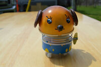 Seven Small Tin Collectors Windup Toys