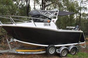 2013 Waveblazer custom aluminium 5.9 metre Jackman design. Mount Helena Mundaring Area Preview