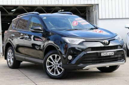 2016 Toyota RAV4 ASA44R Cruiser AWD Ink 6 Speed Sports Automatic Wagon