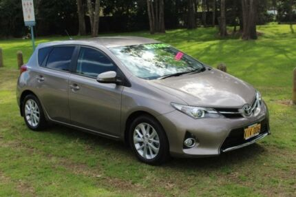 2013 Toyota Corolla ZRE182R Ascent Sport Grey 7 Speed CVT Auto Sequential Hatchback