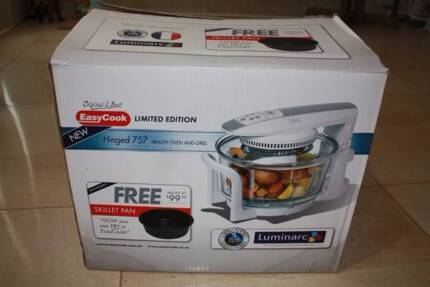 Luminarc Hinged 757 Easy Cook Health Oven