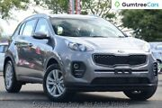 2018 Kia Sportage QL MY18 Si 2WD Mineral Silver 6 Speed Sports Automatic Wagon Mount Barker Mount Barker Area Preview