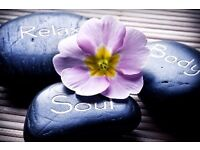 Amazing Relaxing Massage Treatments - Prices from £25