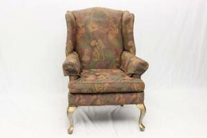 wing back chair