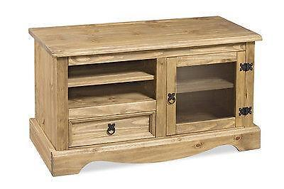Delicieux Mexican Pine TV Unit | EBay