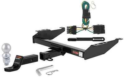 - Curt Class 3 Trailer Hitch Tow Package for Chevrolet / GMC C/K Series