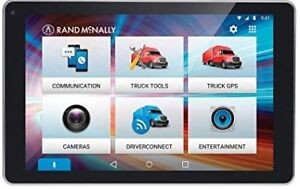 Rand Mcnally Overdryve pro 7 and 8 GPS