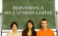 LEARN SPANISH easily with HOLA