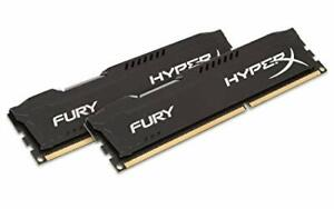 Mémoire DDR3 Fury HyperX 32 Gigs