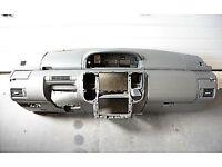 Left hand drive European continental dashboard Nissan Xtrail T30 2000 - 2007 LHD conversion