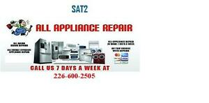 Installing, Servicing, and Repairing all appliances Kitchener / Waterloo Kitchener Area image 1