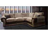 Scs new Corner sofa with FOOTSTOOL ##