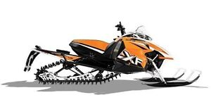 2016 Arctic Cat XF8000 141'' HIGH COUNTRY