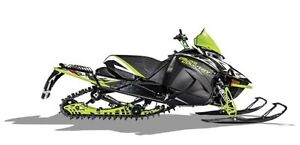 2018 Arctic Cat XF 8000 137 CROSS COUNTRY LIMITED ES