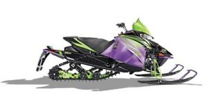 Arctic Cat ZR 8000 LTD ES 129 IACT 2019