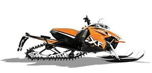 2016 Arctic Cat XF6000 141'' HIGH COUNTRY
