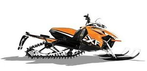 2016 Arctic Cat XF7000 141'' HIGH COUNTRY ES