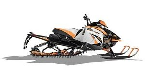 2018 Arctic Cat XF 8000 HIGH COUNTRY 141 2.25