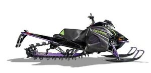 Arctic Cat Mountain ALPHA ONE 154 2019
