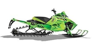 2016 Arctic Cat M8000 162'' LIMITED ES