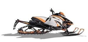 2018 Arctic Cat XF 6000 HIGH COUNTRY ES 141 2.25