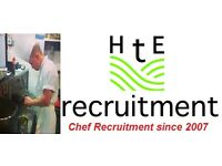 chef de partie - live in - £20,500 - Rosette awarded - (on bus route)
