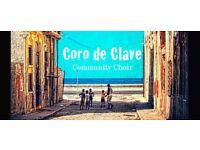 Coro de Clave - Latin American Community Choir