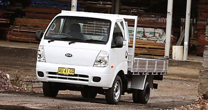 Fast removal hire ute with driver $25/hour Bankstown Bankstown Area Preview