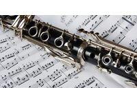 8 x Bb Clarinets