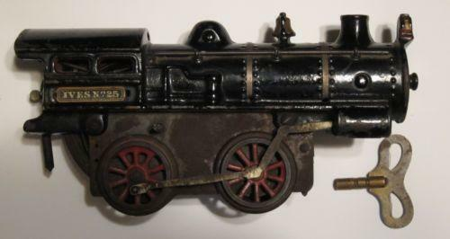 Nycrr Cast Iron Train: Cast Iron Train Engine