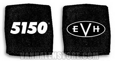 Eddie Van Halen 5150 Wristband - NEW Official EVH, Free Ship