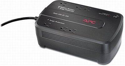 APC Back-UPS 350VA UPS Battery Backup & Surge Protector (BE350G) New
